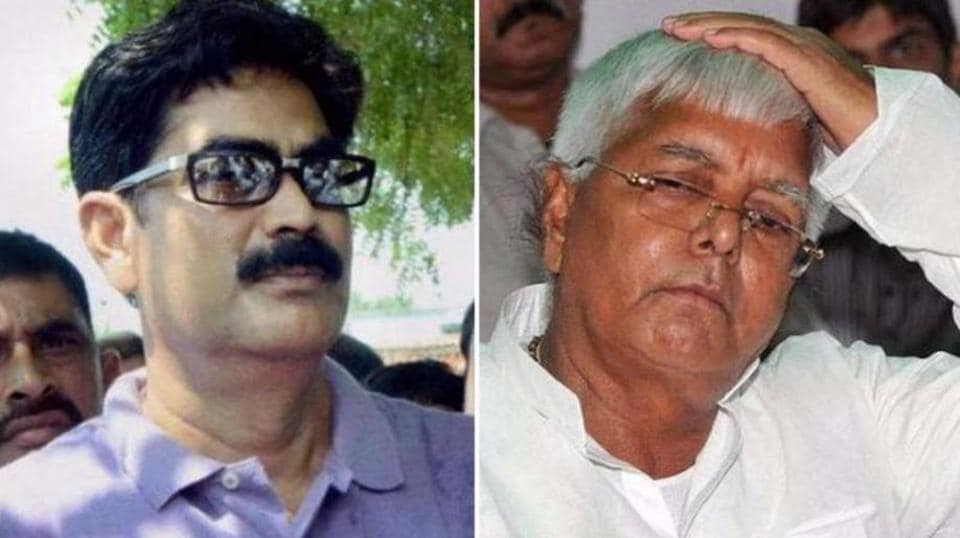 """""""I did have a talk with Shahabuddin (left) when he was in jail. """""""
