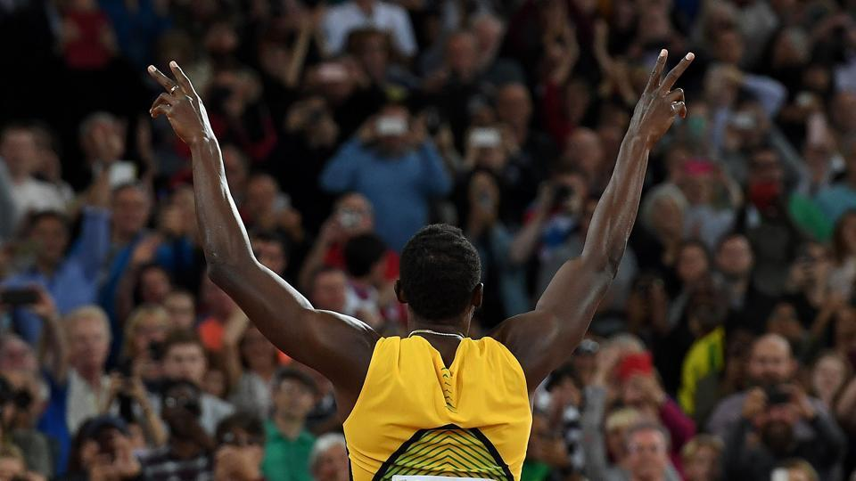 Despite a hiccup at the end, Bolt finishes his glittering career with an incredible 19 major gold medals. (AFP)