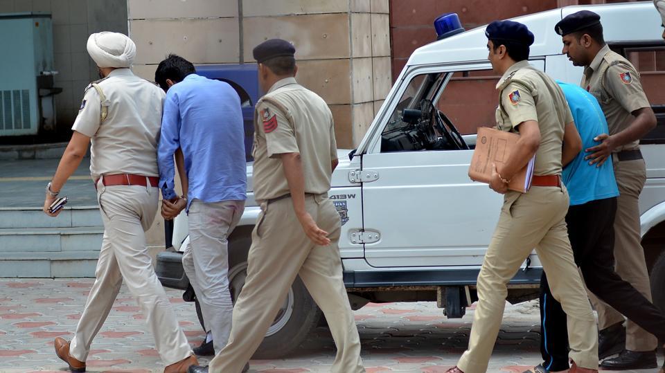 Chandigarh stalking,Vikas Barala,Varnika Kundu