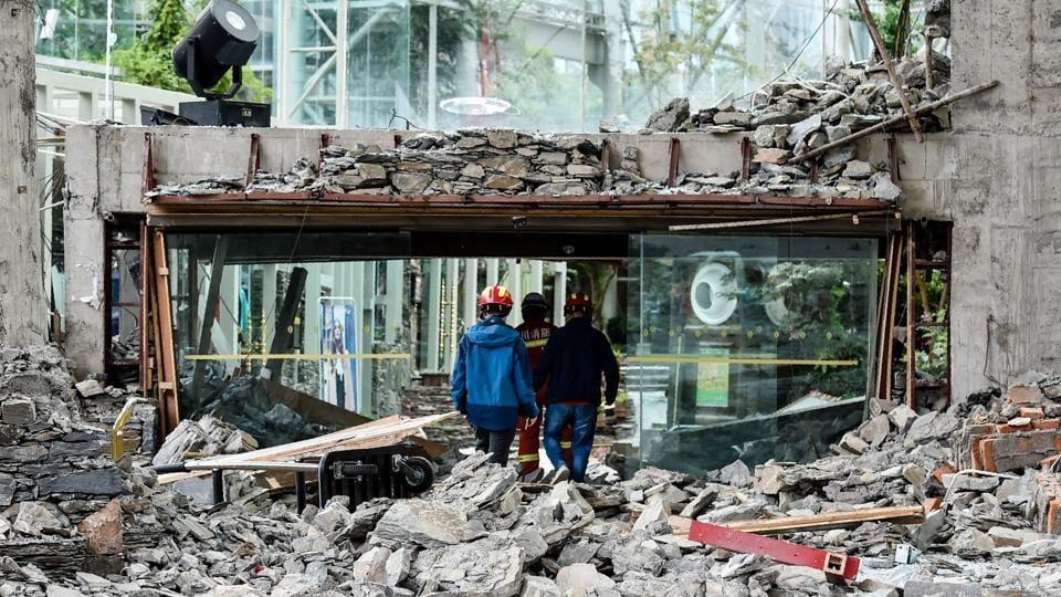 China quake,Indian seismologist,Arun Bapat