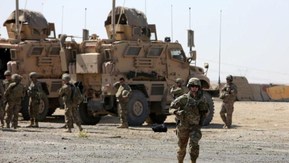 USA  soldiers killed during operations in Iraq