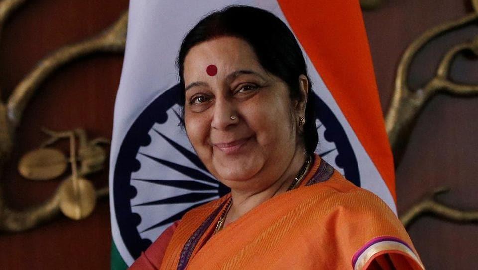 Sushma Swaraj,Pakistani woman,Visa