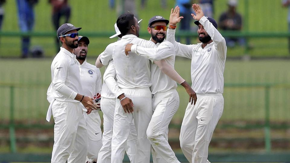 Live streaming of India vs Sri Lanka, 3rd Test, Pallekele, Day 3 was available online. India beat Sri Lanka by an innings and 171 runs to complete a historic series sweep in Pallekele.