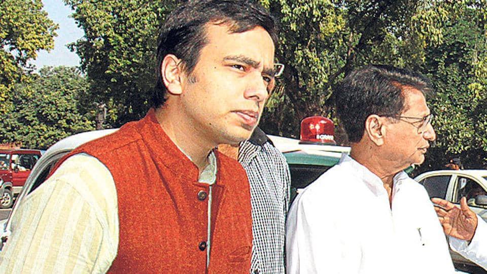 Rashtriya Lok Dal,Jayant Chaudhary,RLD vice president