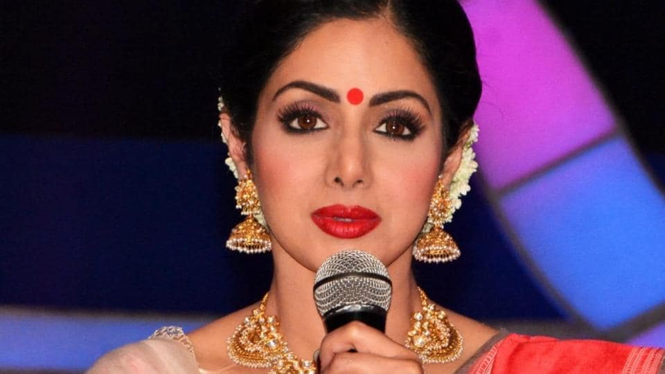 Sridevi turns 54 on Sunday.