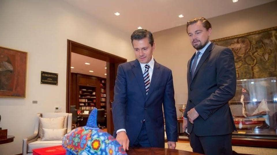 Leonardo DiCaprio,Leonardo da Vinci,The Revenant