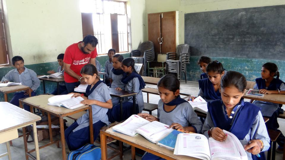 Moga school,Punjab,Education in Punjab