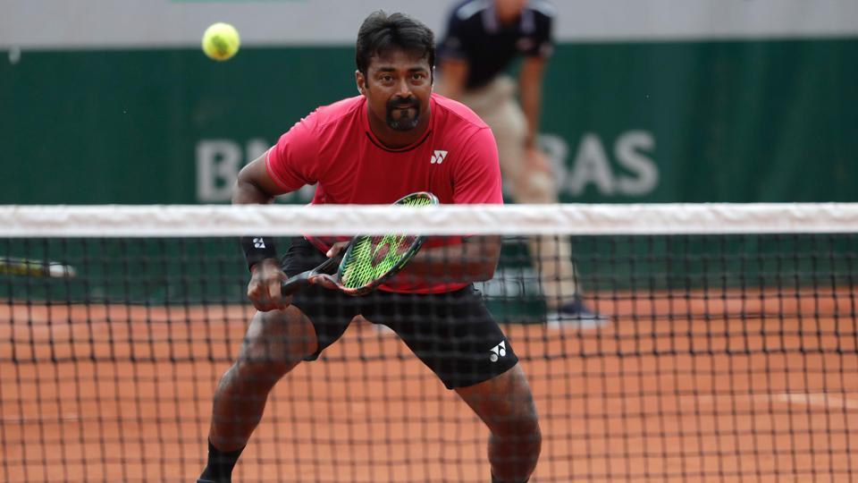 Davis Cup,Leander Paes,YukiBhambri