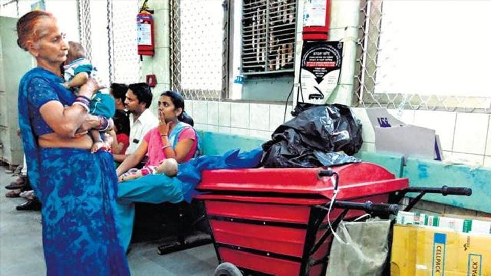 Mumbai,public and municipal hospitals,biomedical waste