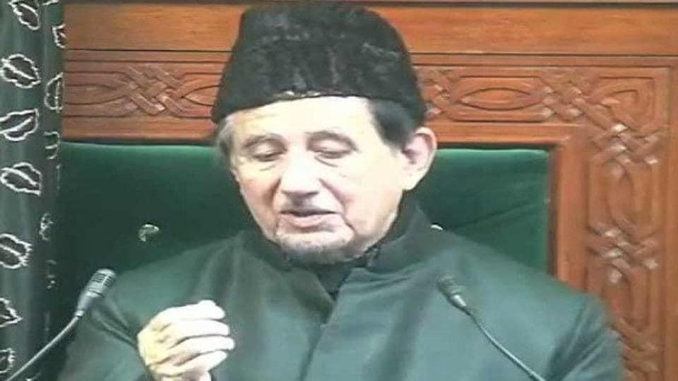 Shia cleric,Kalbe Sadiq,Ayodhya dispute