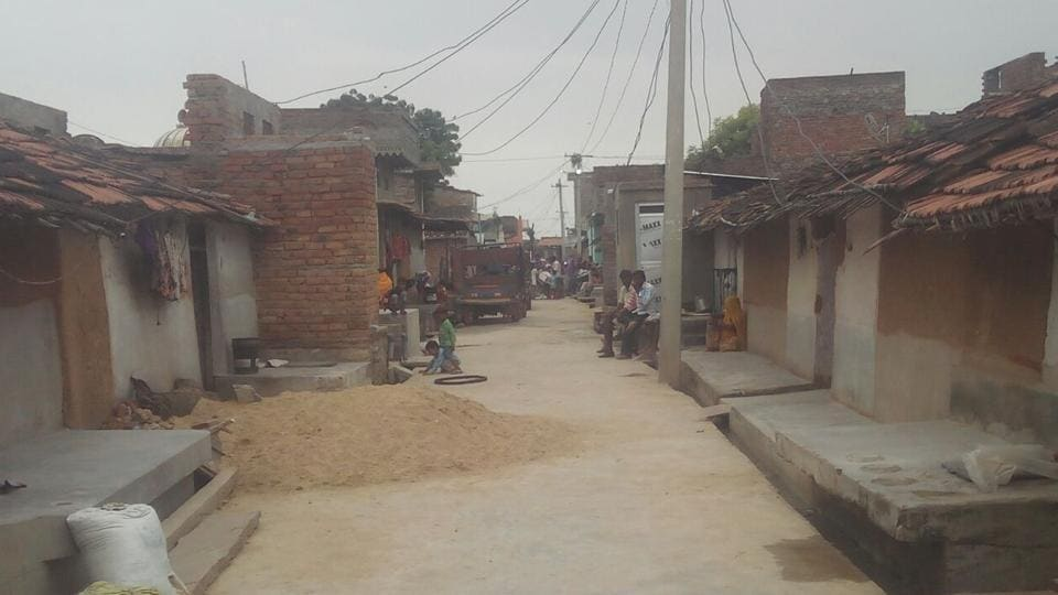 Village Kekri in Ajmer where the incident took place.