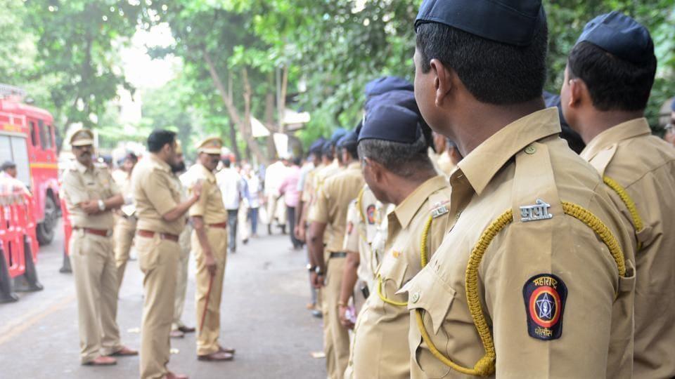 Mumbai police,President's police medal,police medals