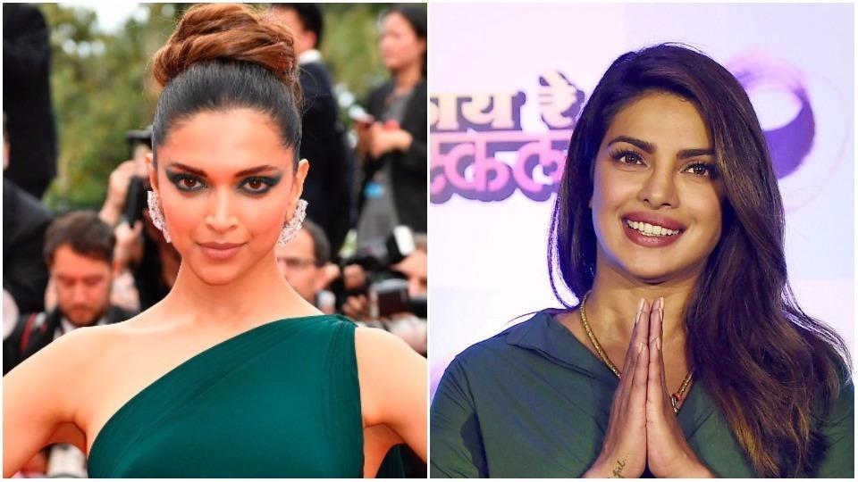 Deepika Padukone,Priyanka Chopra,Teen Choice Awards