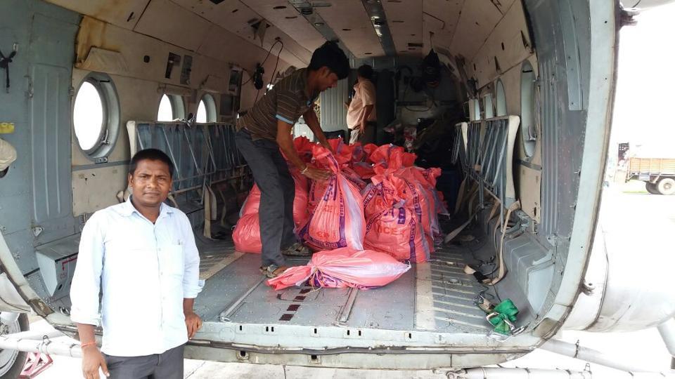 Bihar flood,disaster,Army