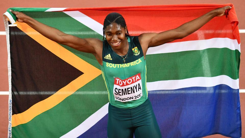 IAAF World Championships,Caster Semenya,IAAF World Championships athletics