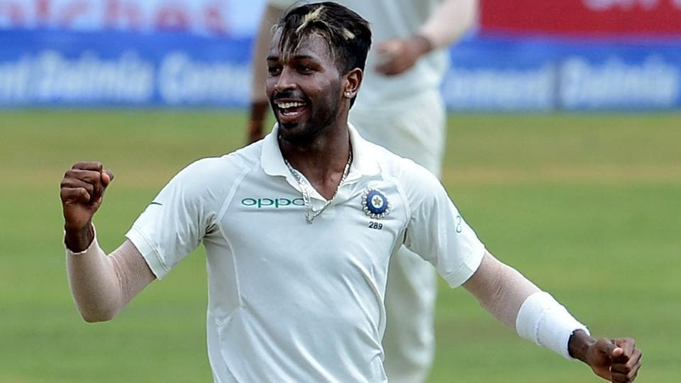 Image result for pandya took a fifer
