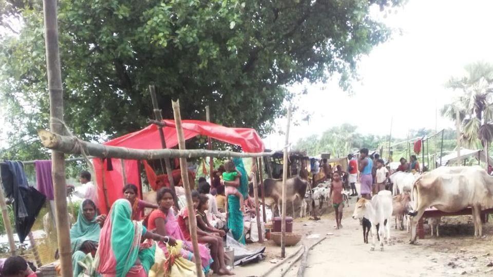 Flood,Bihar flood,Purnia