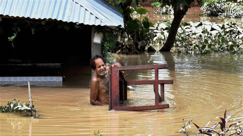 Flood,Bihar flood,Seemanchal flood