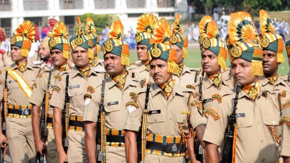 ITBP,ITBP personnel,Independence Day