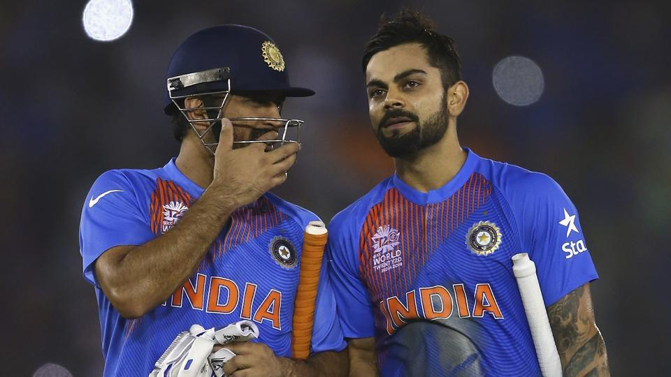 Indian Cricket Captain Virat Kohli Right Has Been In Awe Of MS Dhoni