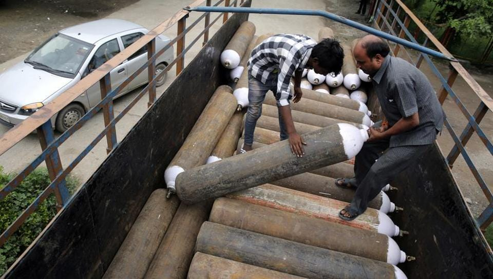 Yogi Adityanath,Gorakhpur,BRD Hospital deaths
