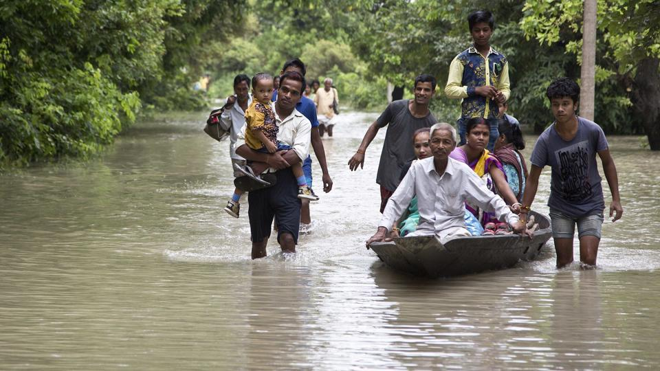 Assam government,Flood-hit Assam,Sarbanand Sonowal