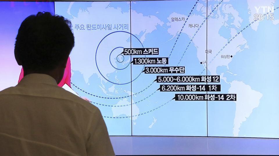 North Korea,South Korea,Nuclear Weapons