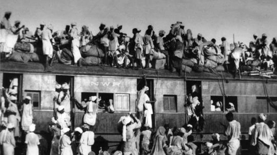 Partition,British Raj,British media