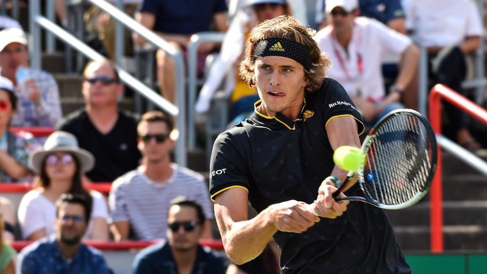 Roger Federer,Canadian Open,Alexander Zverev Jr.