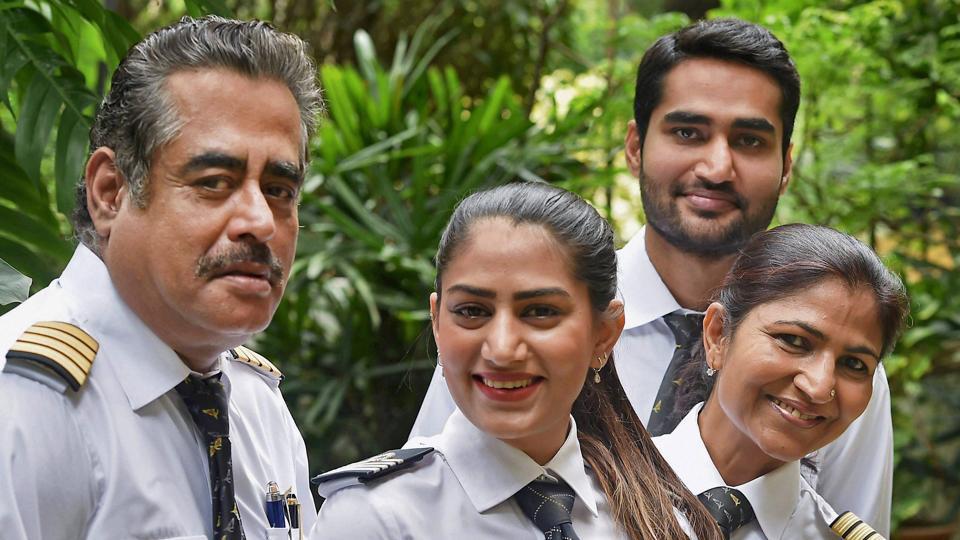 Aviator family,Bhasins,Commander