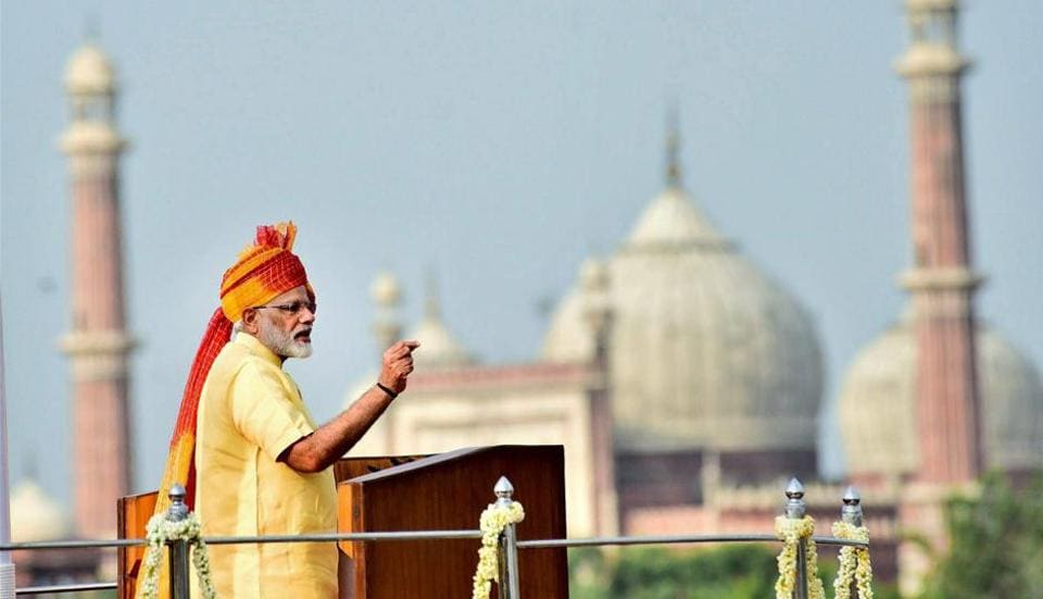 Narendra Modi,Independence Day,Independece Day Speech