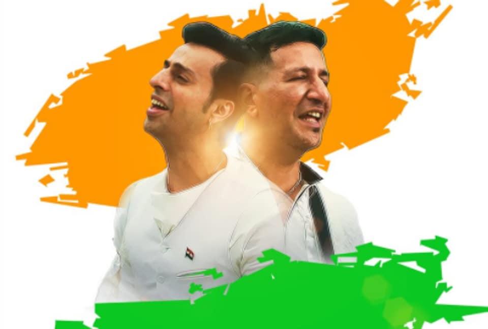 Salim and Sulaiman Merchant have composed a song, Mera Desh Hi Dharam.