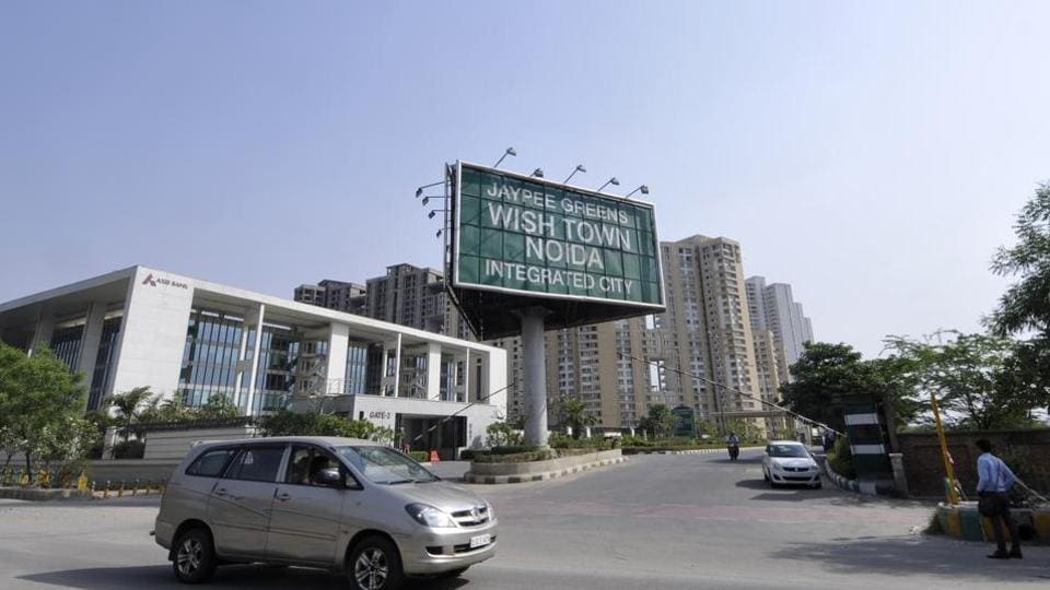 30,000 homebuyers have invested in Jaypee Infratech's Wishtown and Aman projects in Noida.
