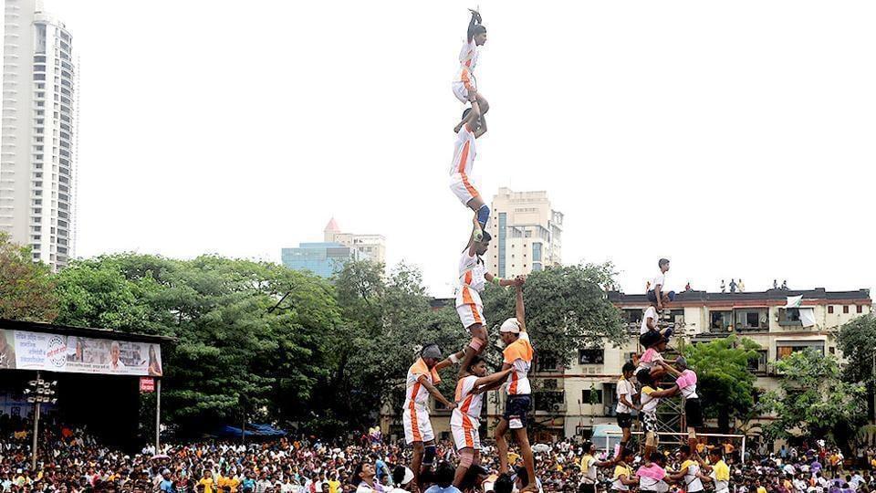 Mumbai,dahi handi,MNS