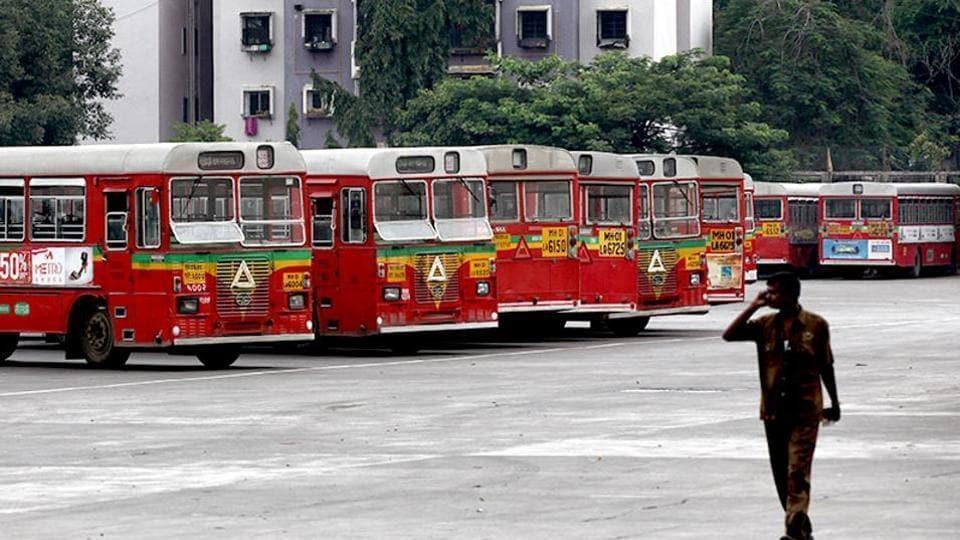 Mumbai,BEST,GPS