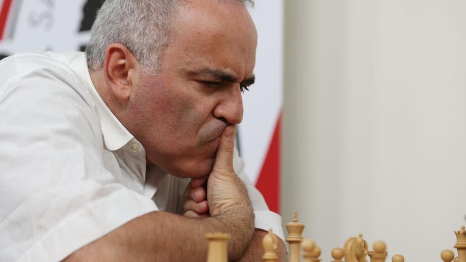 Garry Kasparov,Sergey Karjakin,Kasparov returns