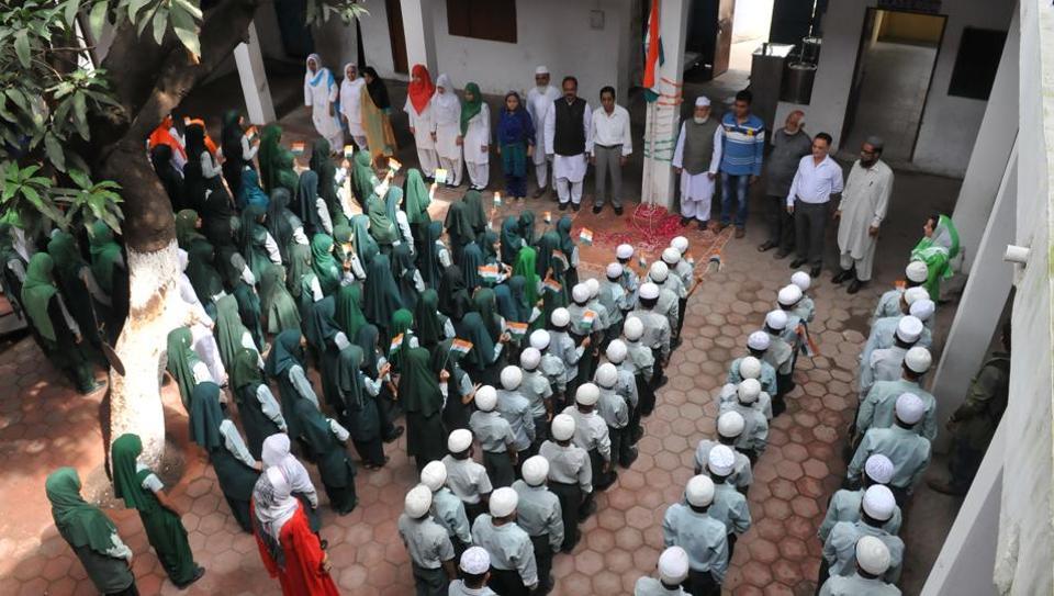 Independence Day,madrasas,Madhya Pradesh