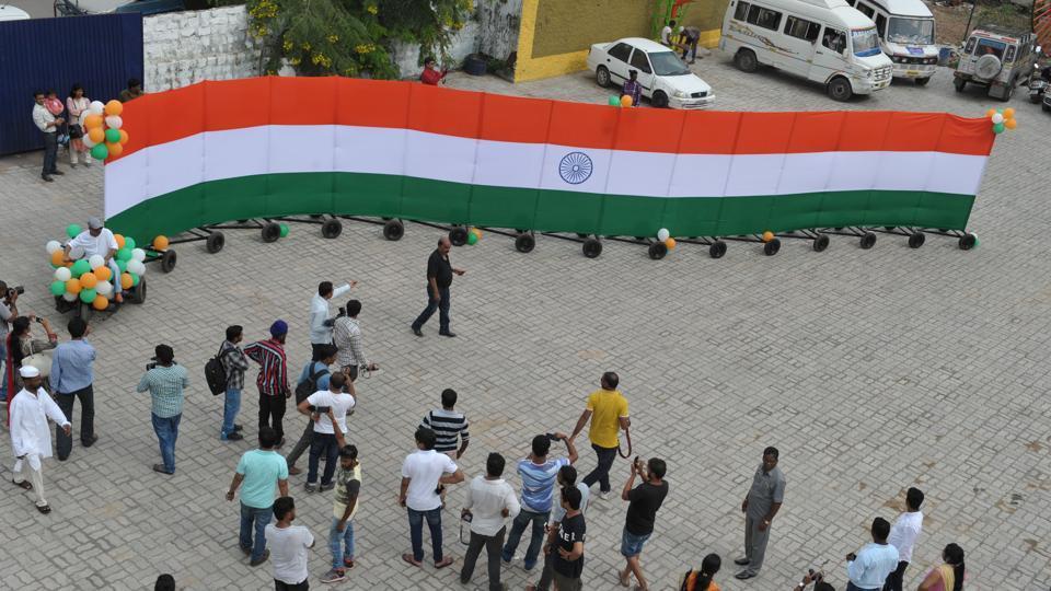 India at 70,India@70,Indian Flag