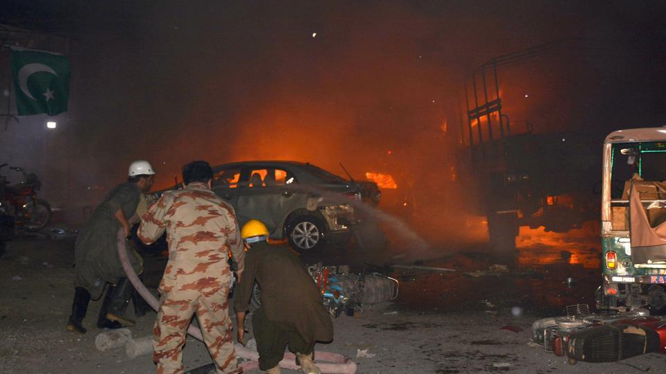 Balochistan,Pakistan,Blast in Pakistan