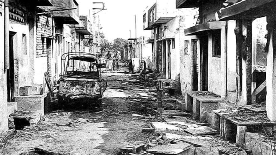 1984 riots,Supreme court,Anti-sikh riots