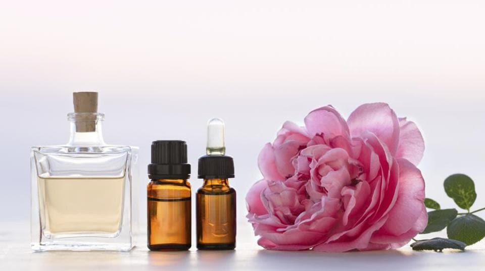Damask rose,Beauty,Essential oil