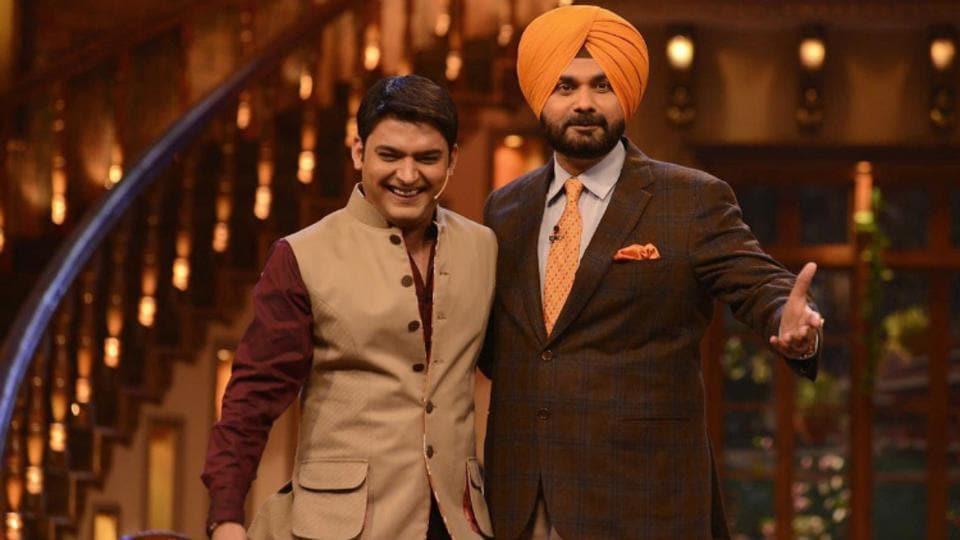 The Kapil Sharma Show,Navjot Singh Sidhu,Archana Puran Singh