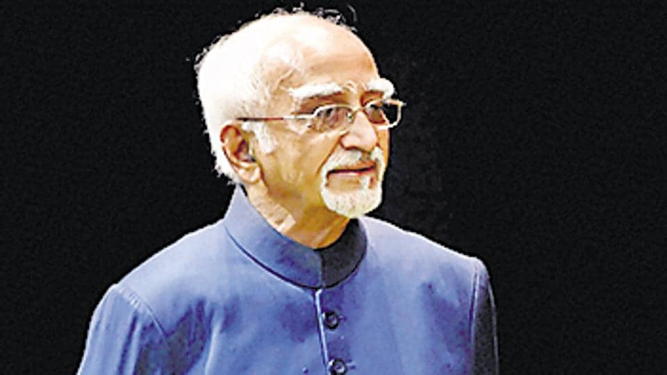 Hamid Ansari,Former Vice-President,V-P