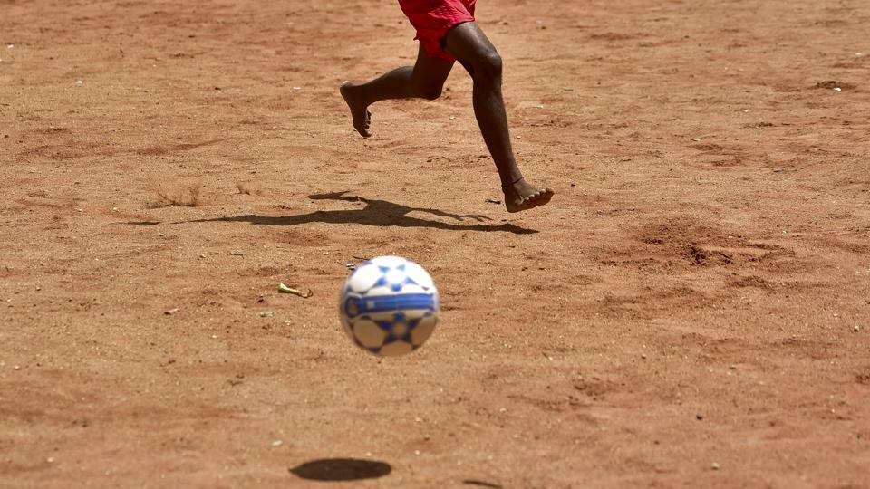 Post India's withdrawal from the FIFA soccer world cups in the early 1950s, local youths of Bengaluru started a barefoot football tournament called the Independence Cup with seven players a side to celebrate freedom from the British Raj. Since then the tournament has been a tradition with as many as 96 teams participating in a year.  (Arijit Sen/HT Photo)