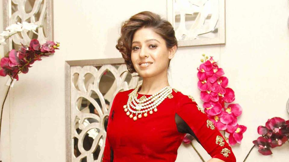 Singer Sunidhi Chauhan is looking forward to embracing motherhood.