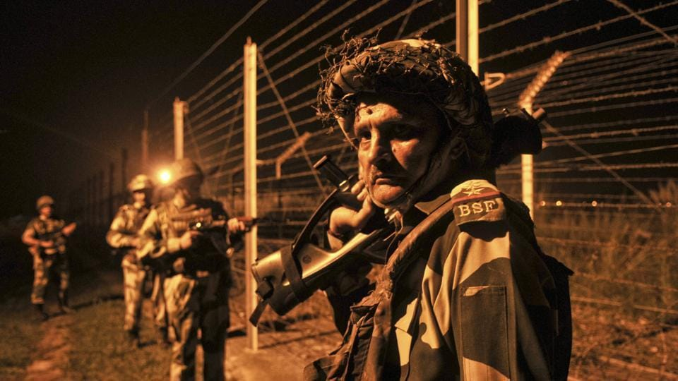 Image result for Pakistan violates ceasefire in J-K's Poonch