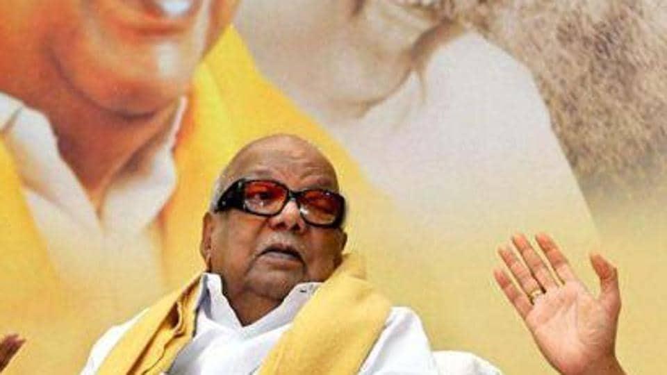 M Karunanidhi,DMK chief,M Karunanidhi health