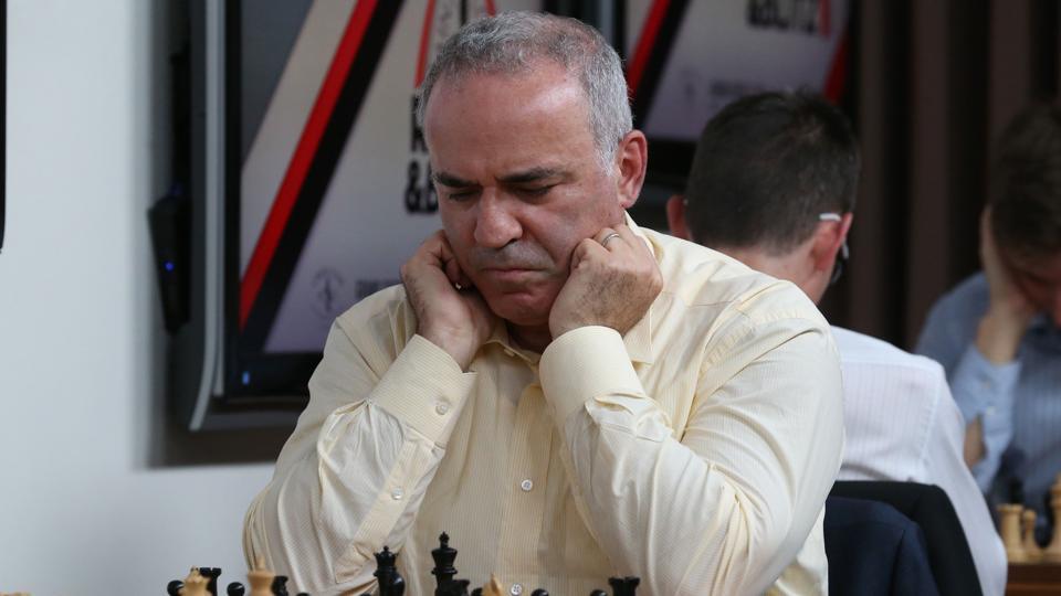 Garry Kasparov,Viswanathan Anand,Chess