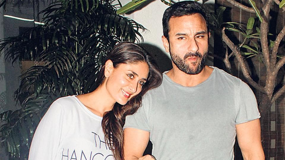 Kareena Kapoor and Saif Ali Khan tied the knot in 2012.