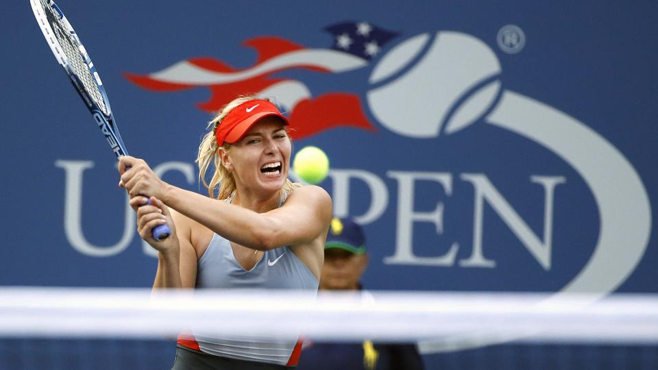 Maria Sharapova,US Open,tennis